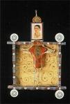 Frida Shrine and removable brooch